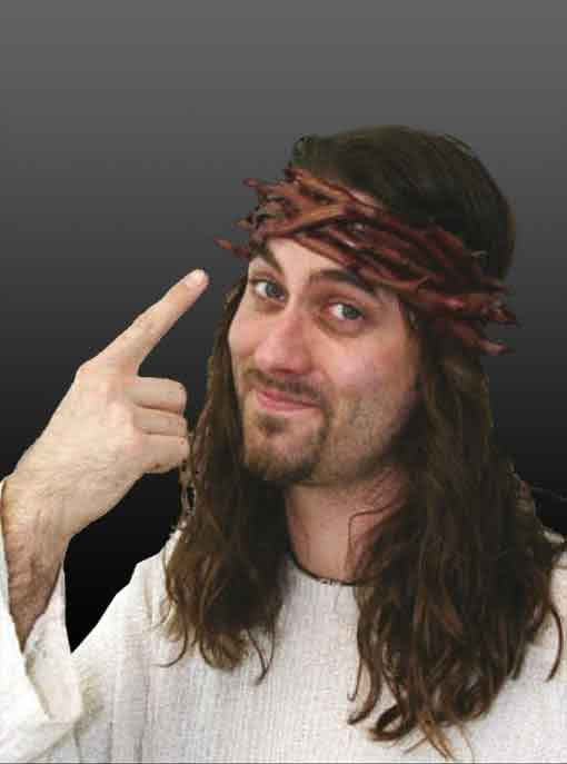 Image result for jesus barb wire crown of thorns