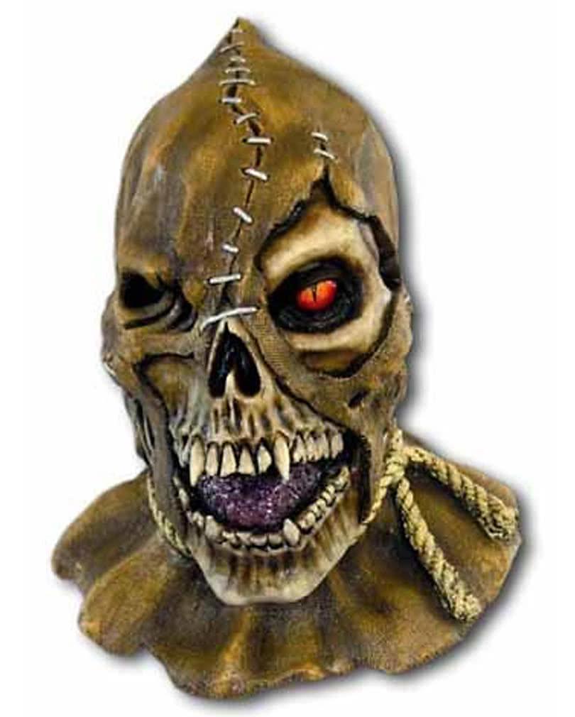 Son of Satan Demon Mask | Great devil mask with horns | horror ...