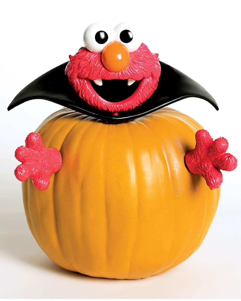 Elmo Pumpkin Decoration | Halloween Decoration | horror-shop.com