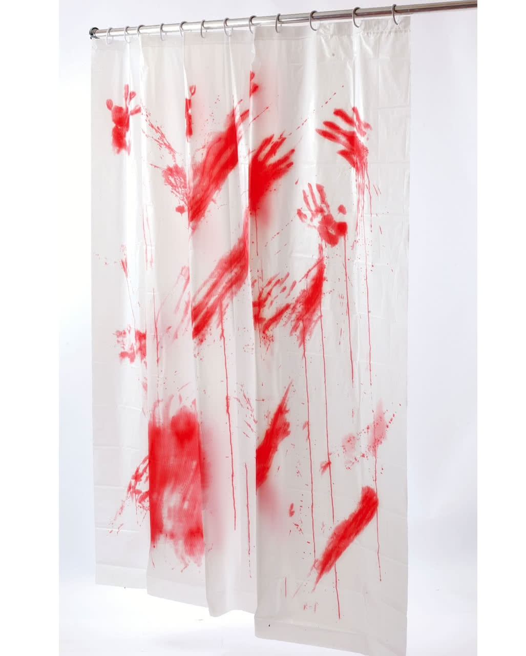 Halloween shower curtain - Bloody Shower Curtain Bloody Shower Curtain