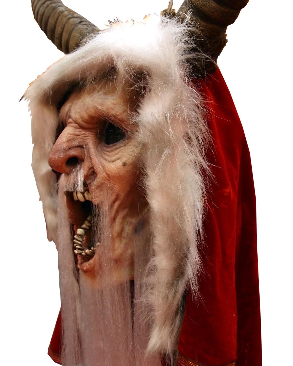 Krampus mask For all fans of horror comedy | horror-shop.com