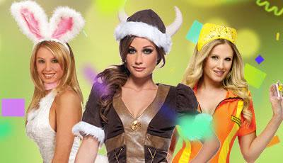 Karnevalskostüme Damen
