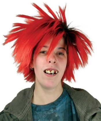 Punk teeth joke teeth