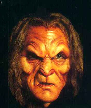 Beast Foamlatex Maske