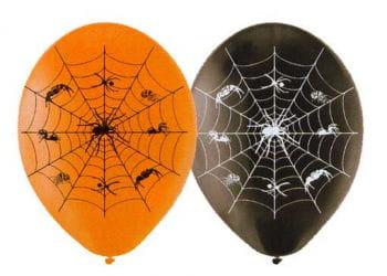 Cobwebs balloons