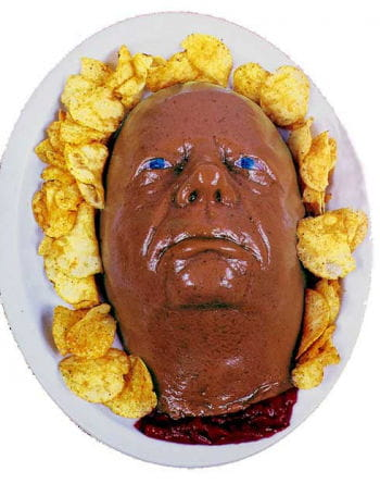 Puddingform Kopf