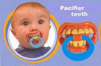 Babyschnuller Daumenlutscher
