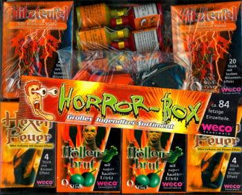Horror Box 84 pieces