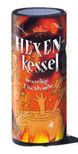 Hexenkessel Tischbombe