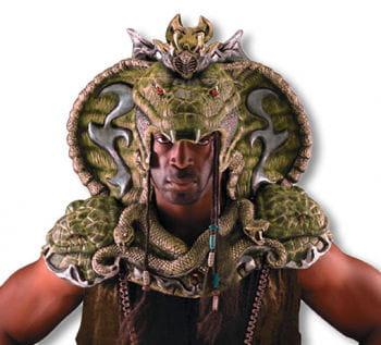 Snake Warrior Headdress