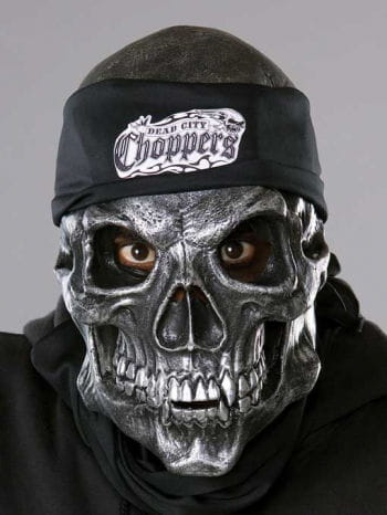 Road Rage Skull Maske