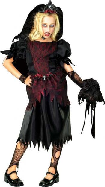 Zombie Queen Kinderkostüm Gr. M