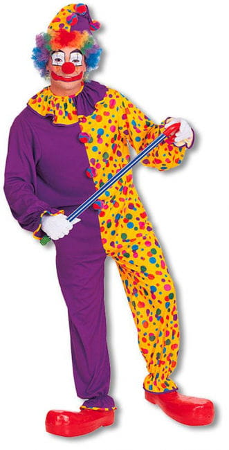 Smily the Clown Costume