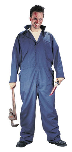 Killer Mechanic Costume