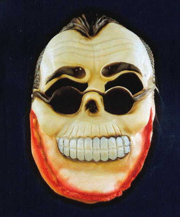 Count Draculi Child Mask