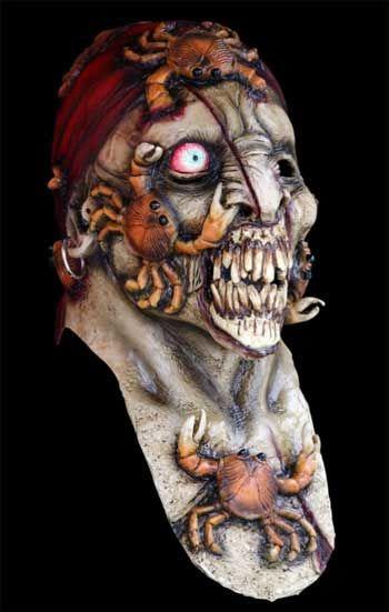 Pirate Mask Crab Fisher John