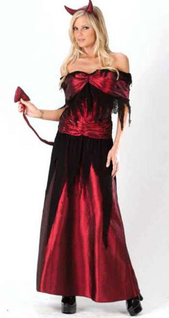 Devil Witch Size  SM