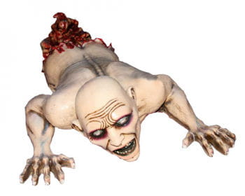 Crawling Zombie Santander Waist