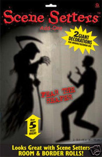 Fear the Reaper wall film
