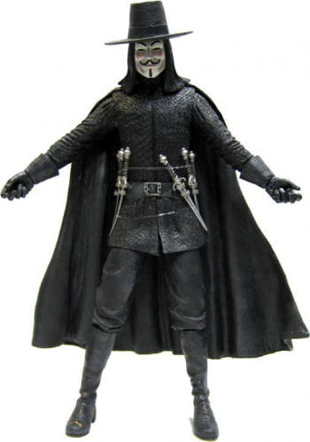 V for Vendetta Action Figure 34cm