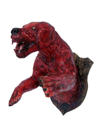 Skinned Bloody Bear
