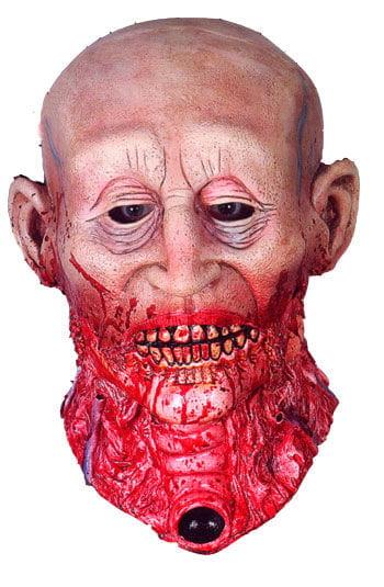 Busted Zombie Maske