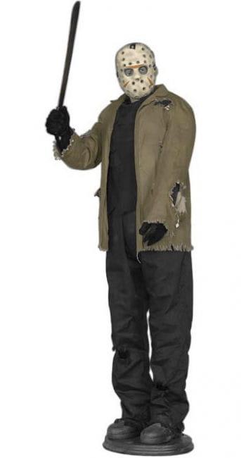 Jason Voorhess Animatronic 180 cm