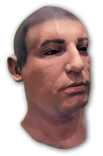 Jorge Alvarez Schaumlatex Maske