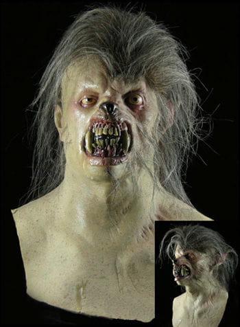 Halbmond Werwolf Maske