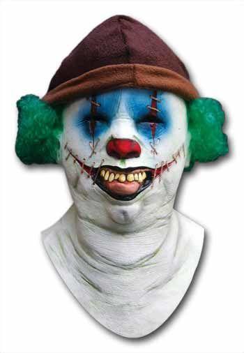 Pepino Clown Mask