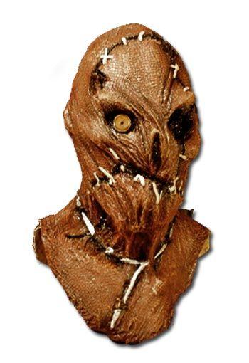 Knopfloch Scarecrow Maske