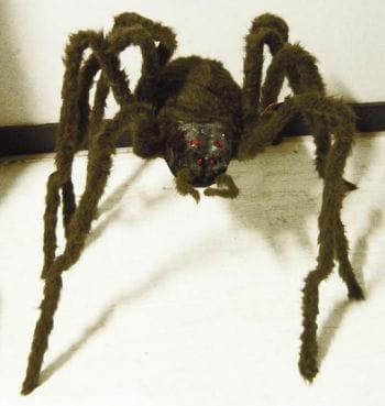 Riesen Monster Spinne mit LED Augen 180cm