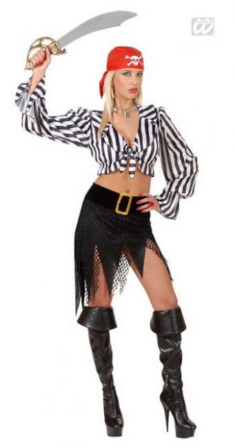 Kesse Piratenbraut Kostüm S