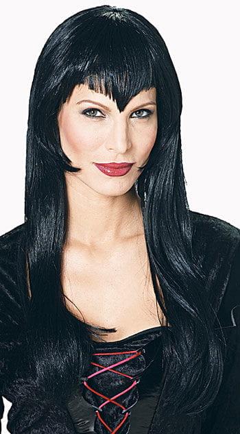 Vampirella Wig Black