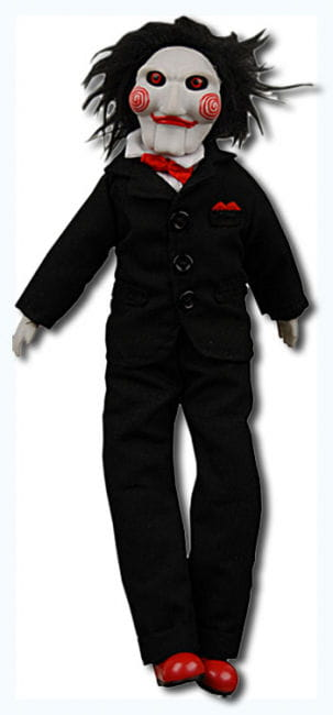 SAW Jigsaw Billy plush doll 23cm
