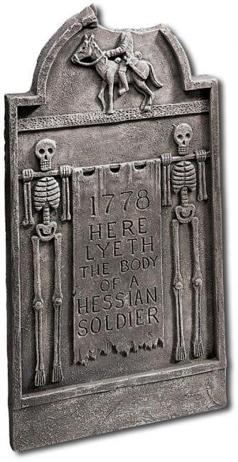 Headless Horseman Tombstone