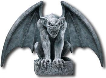 Stone Grey Gargoyle Prop