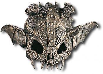 Skull biker helmet mask