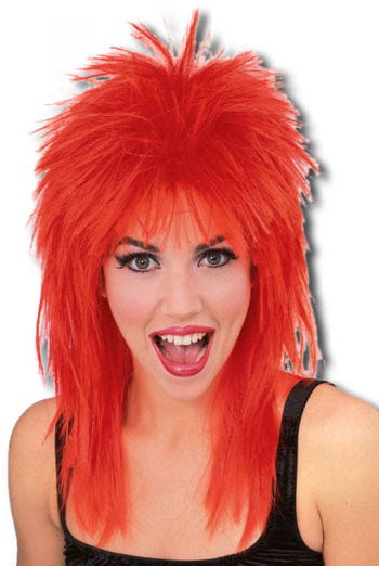 Superstar Wig Red