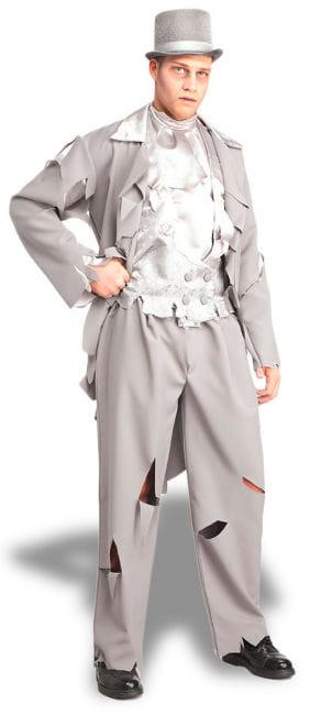 Ghost Groom Costume