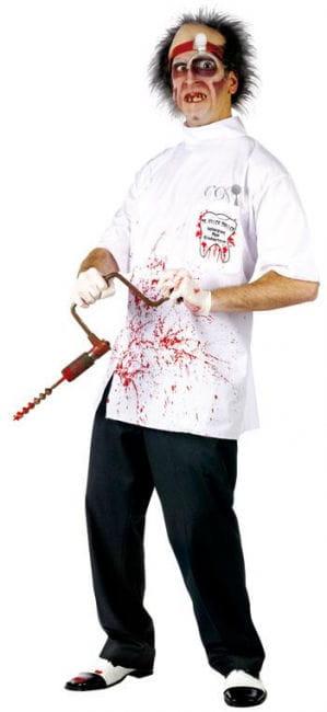 Dr. Killer Driller Teenage Costume