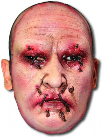 Serial Killer Say No Evil Sam Mask