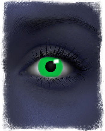 Green Contact Lenses UV