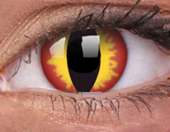 Kontaktlinsen Drachenauge