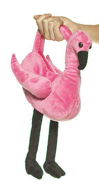 Pink Flamingo Purse