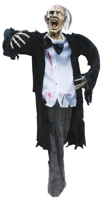 Rotten Zombie Hanging Decoration 90cm