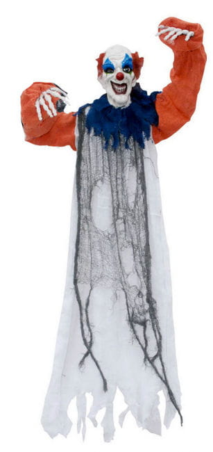 Horror Clown Hängefigur 90cm