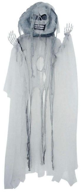 Weißes Gaze Skelett 220cm