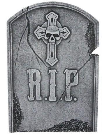 Halloween Grabstein mit Kreuz
