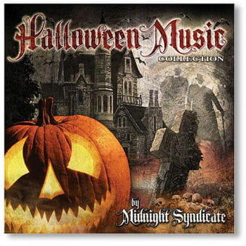 Halloween Music Collection CD